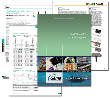 Sensing Technologies Product Catalog