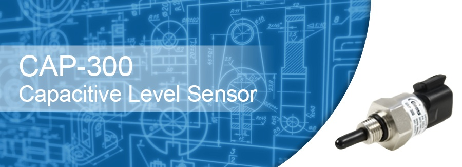 Gems Sensors CAP-300 Capacitive Level Sensor