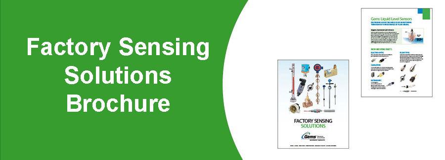 Gems Sensors Factory Sensing Solutions