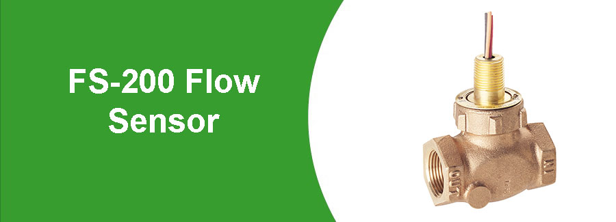 FS-380P Industrial Strength Flow Switch