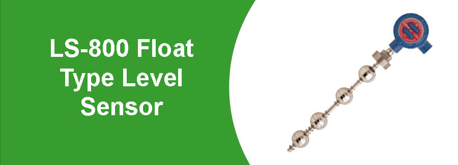LS-800 Float Type Level Sensor